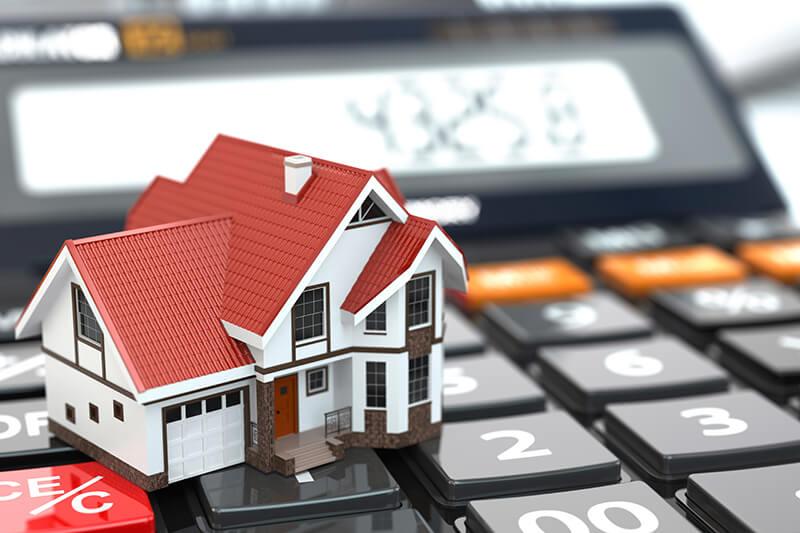 Расчет суммы ипотеки и ежемесячной платы