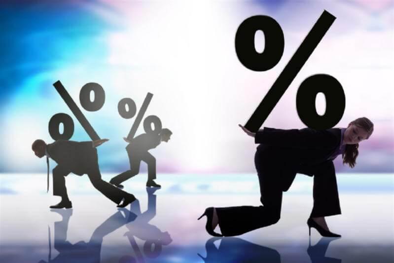 Процентные ставки по потребительским кредитам