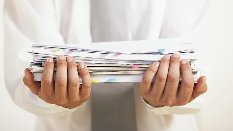 Сбор документов для получения жилищного кредита
