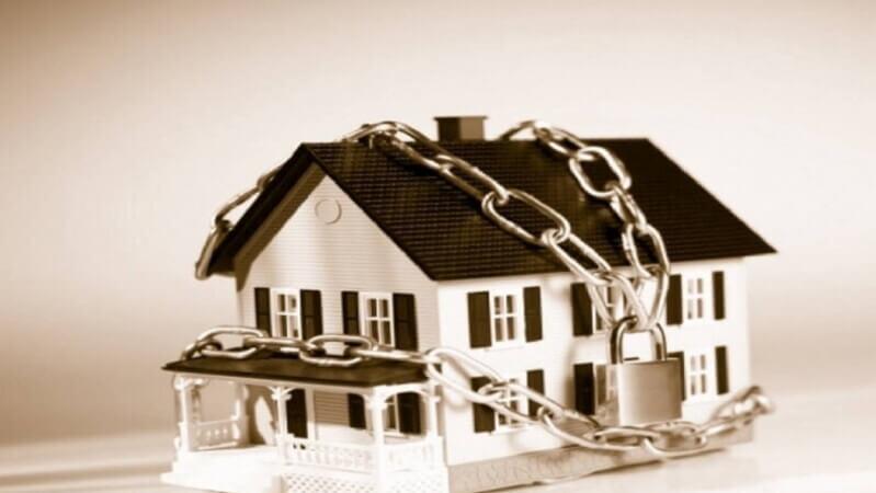 Ипотека в Сбербанке: что такое обременение?