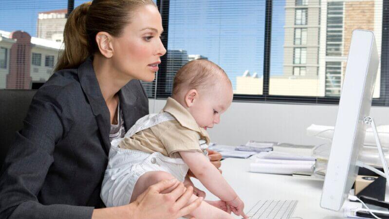 Как получить ипотечный кредит, находясь в декретном отпуске?
