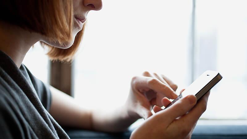 Использование мобильного приложения