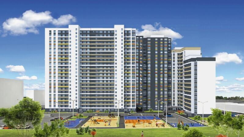 Как оформить залоговую квартиру в новом жилом комплексе?