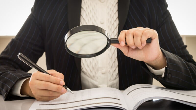 Подделка и фальсификация финансовой документации