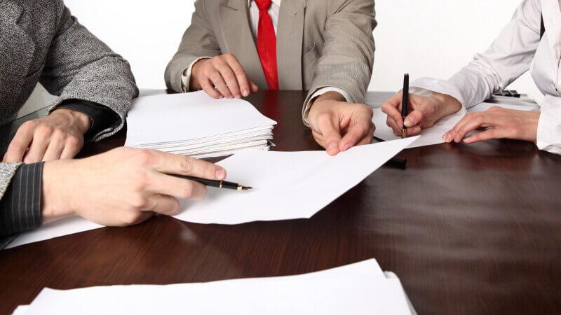 Какая информация присутствует в предварительном соглашении?
