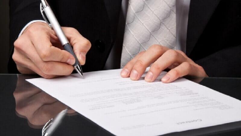 Особенности подписания предварительного договора