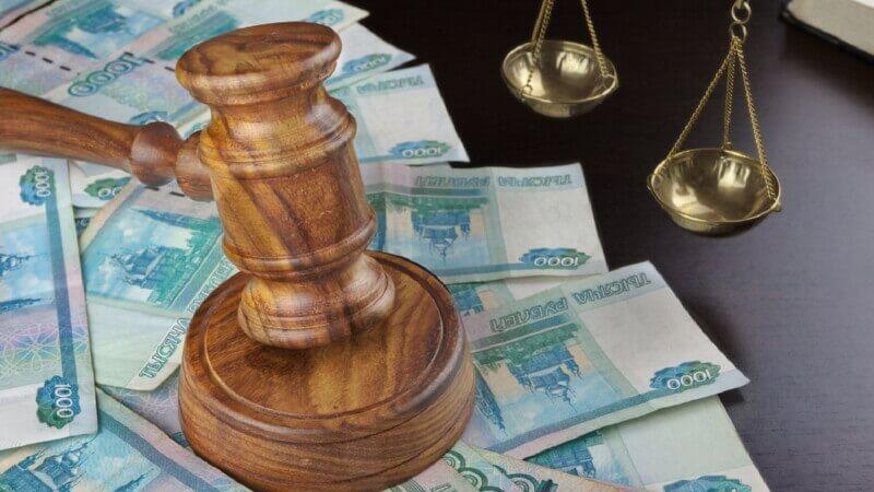 Санкции за отсутствие ежемесячных взносов