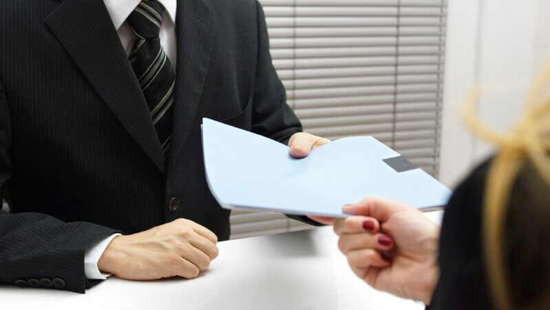 Что делать после рассмотрения заявки