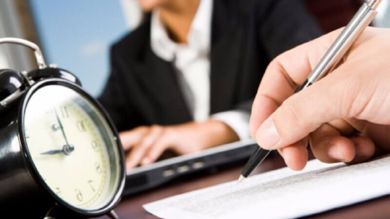 Время рассмотрения заявки в Сбербанке