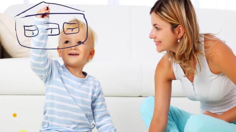 Как выделить долю в ипотечной квартире ребенку?