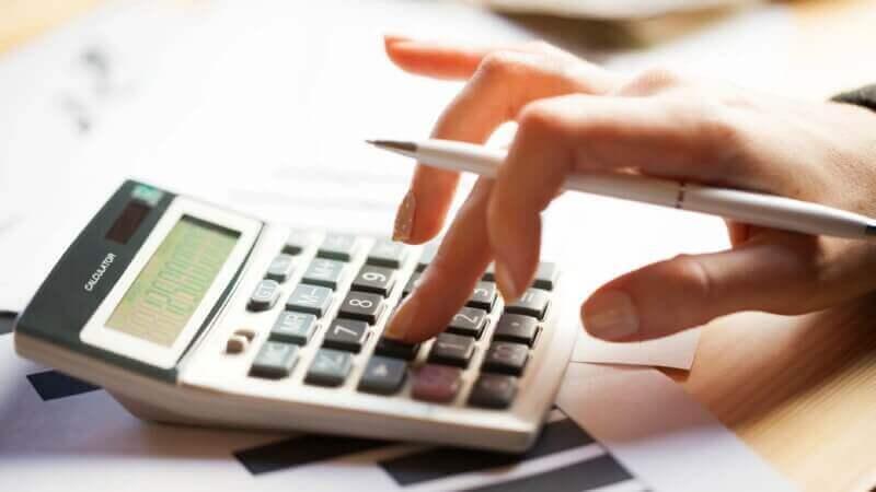 Каким образом происходит подсчет суммы кредита