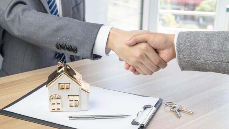 Финансовые операции с недвижимостью
