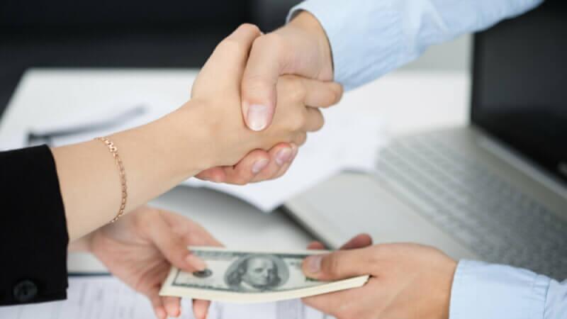 Особенности оформления займа и получения денег