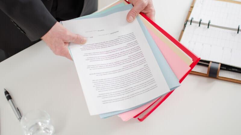 Общие требования и необходимые документы